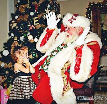 Oh my!!!, Santa? YAY!!!