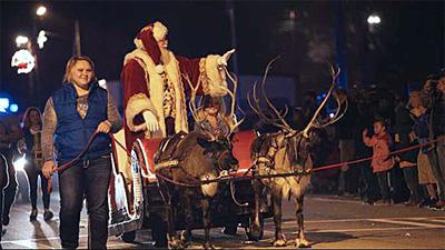 Professional Parade Santa for Hire in Atlanta