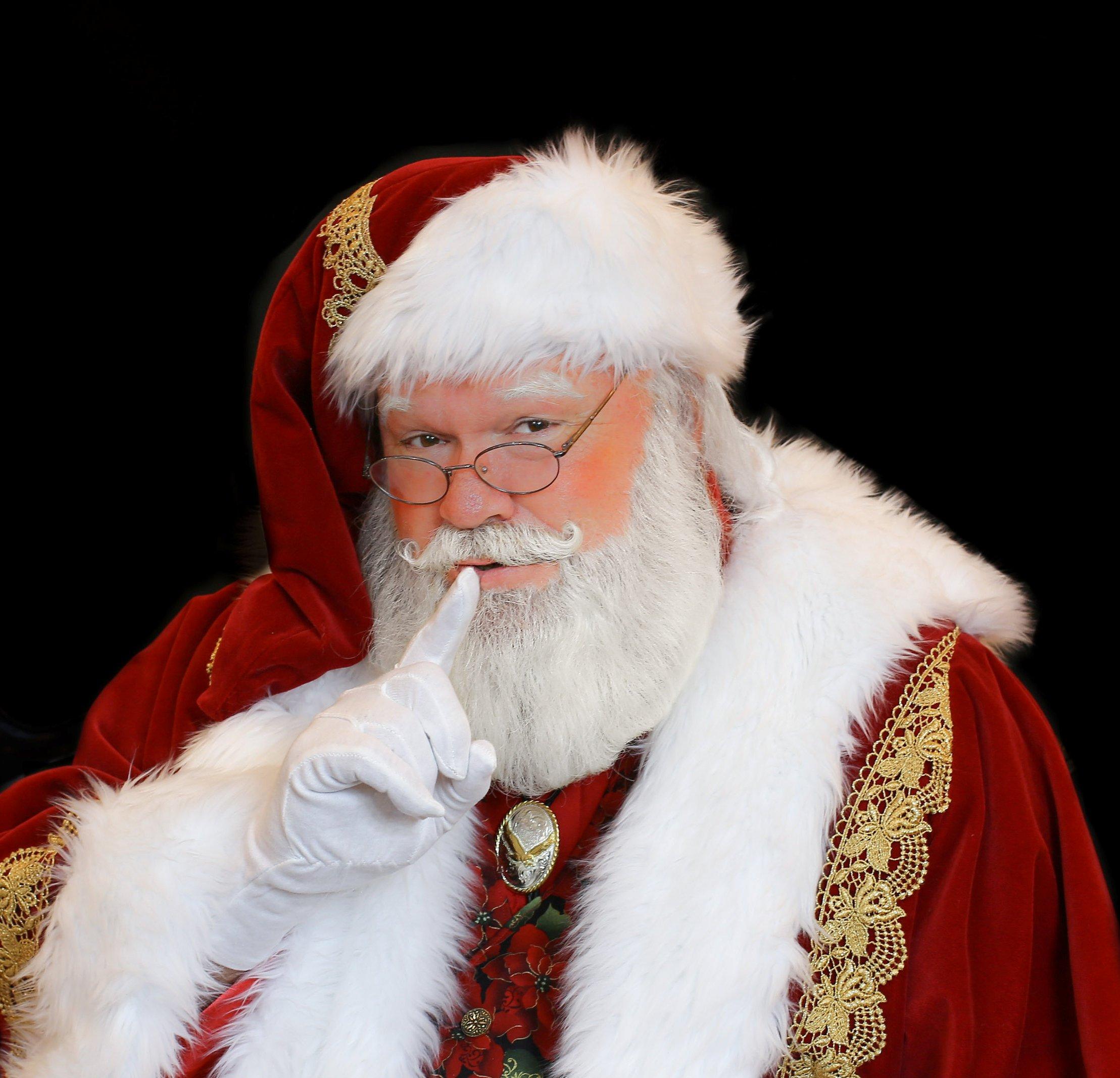 Santa Jeaux closeup