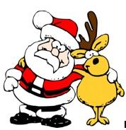 Santa Reindeer Pals
